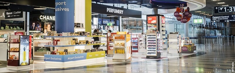 Our Duty Free Stores at Helsinki Airport  1849e82cfe